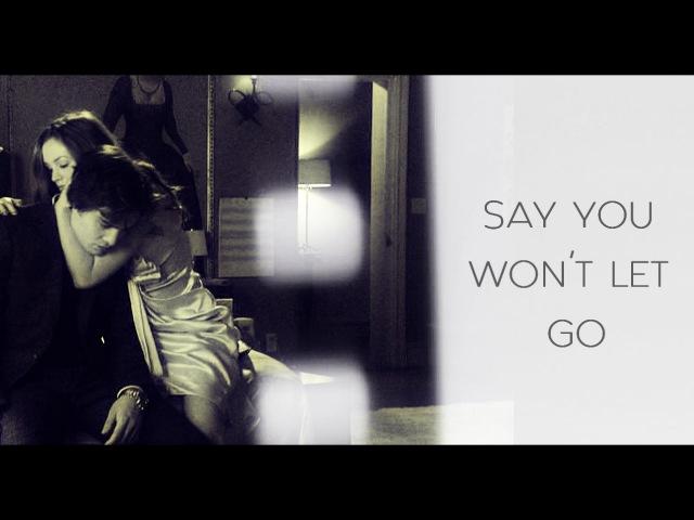 CHUCK BLAIR | say you won't let go