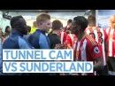 «Сити» - «Сандерленд» 2:1. Камера в туннеле