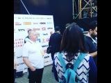 Алла Пугачёва и Максим Галкин на Рандеву Лаймы Вайкуле (Юрмала, 22.07.2017)