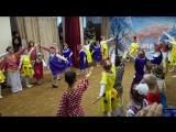 Рождество 2017г. Танец