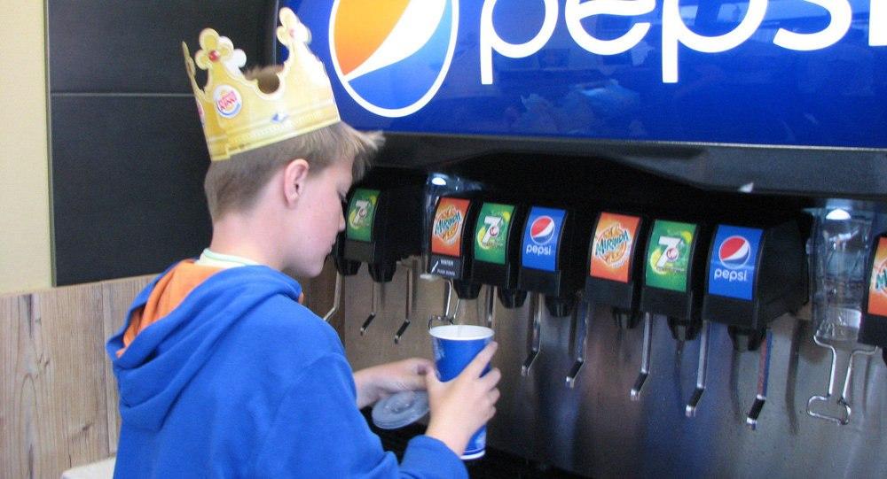 Подстава от Burger King