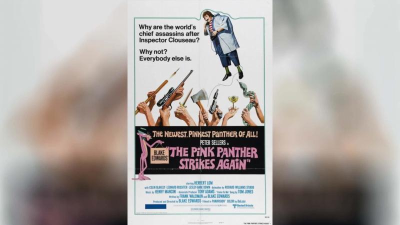 Розовая пантера (2006) | The Pink Panther