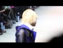 ETC NUEST REN on runway of Designer PARKYOUNSOO Collection