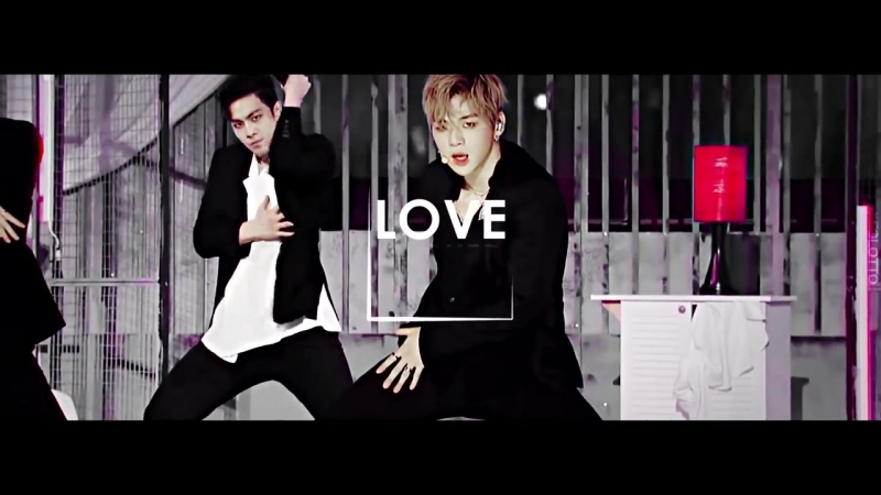 Kang daniel ─ love locked down