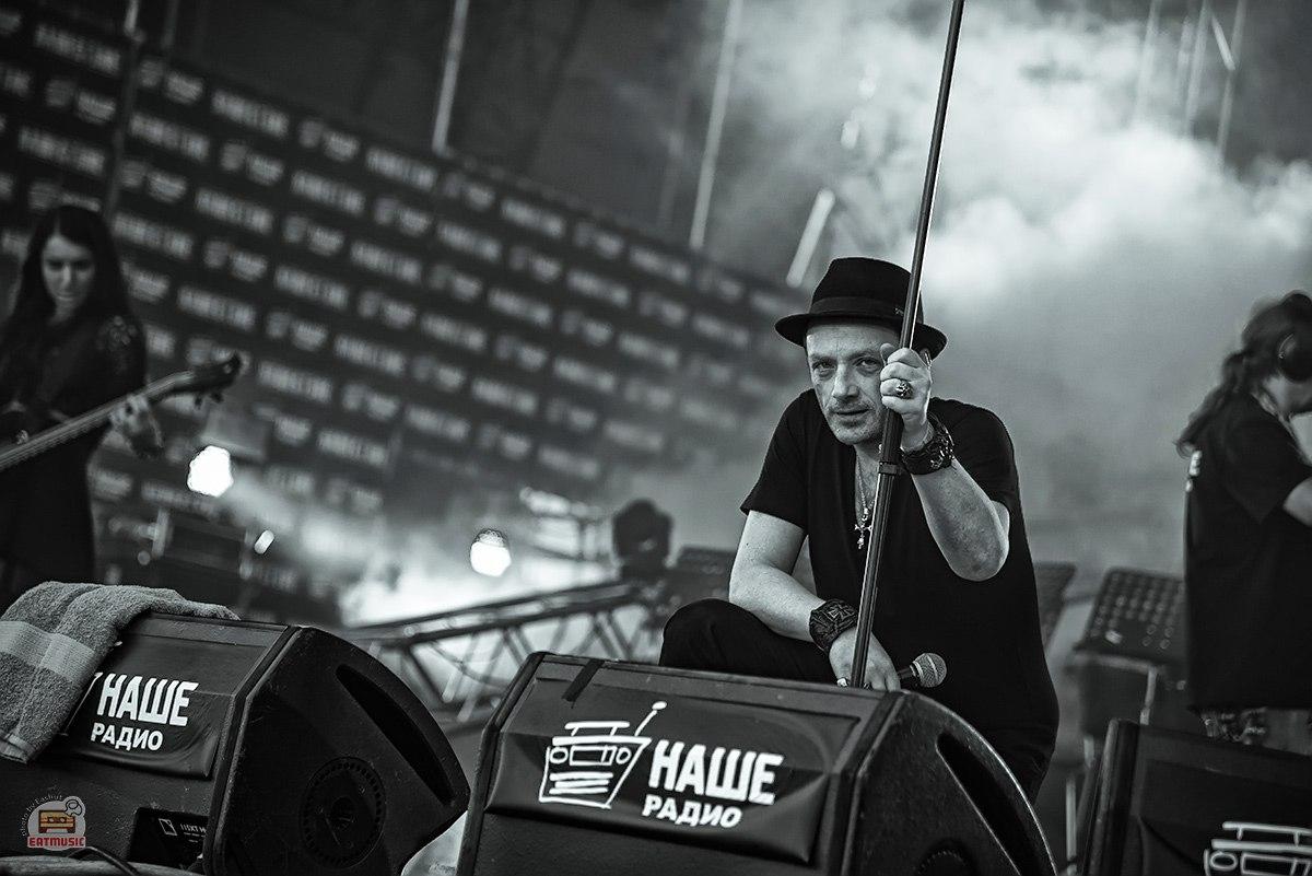 The Matrixx на фестивале НАШЕСТВИЕ 2016