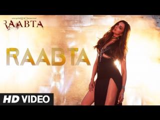 Raabta Title Song - Deepika Padukone, Sushant Singh Rajput, Kriti Sanon - Pritam