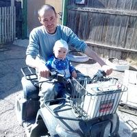 Анкета Серёга Жамсоев