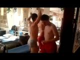 Гей в российской армии. Танцы-обниманцы...