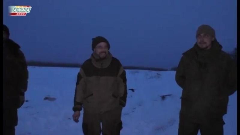 Батальон Истребителя Не отдадим свою землю укропским наёмникам