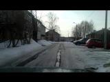 СуздальВодаУжас мониторинг дорог и тротуаров г.Суздаль 11.03.2017г.