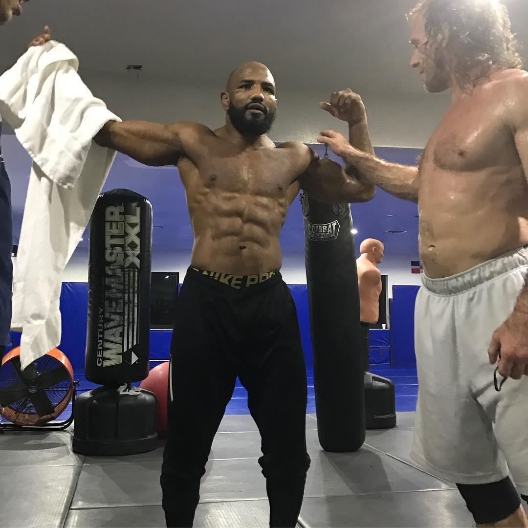 Йоэль Ромеро готов к  UFC 205
