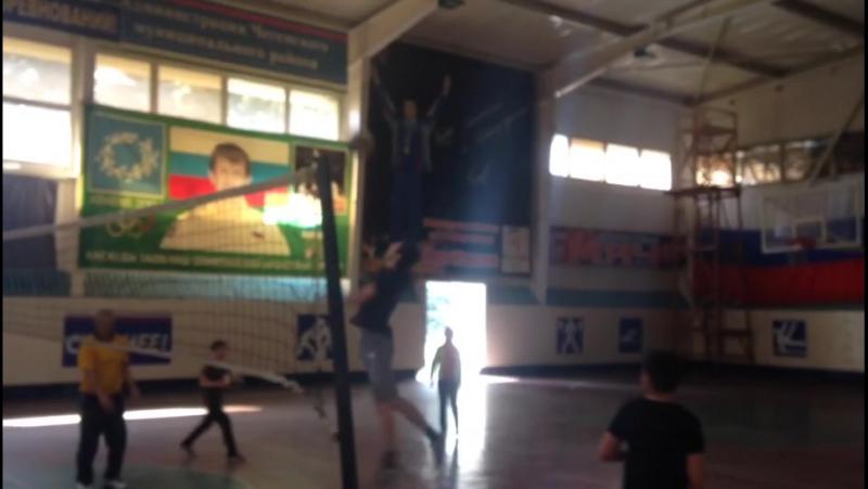 Волейбол: Часть 4