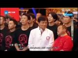 Джеки Чан встретился со старой командой каскадёров