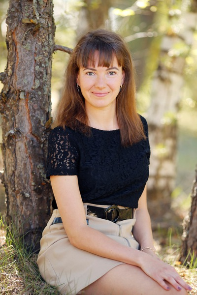 Екатерина Литвинова