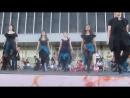 Выступление студии Легко как дыхание . День танца фестиваль Вдохновение . ВВЦ.