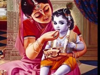 Damodarastakam - Swarupa Damodara Dasa