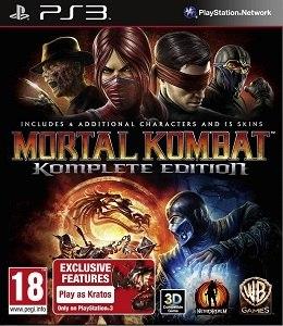 PS3 - Mortal Kombat Komplete Edition [BLES01508 & BLUS30902] CHEAT