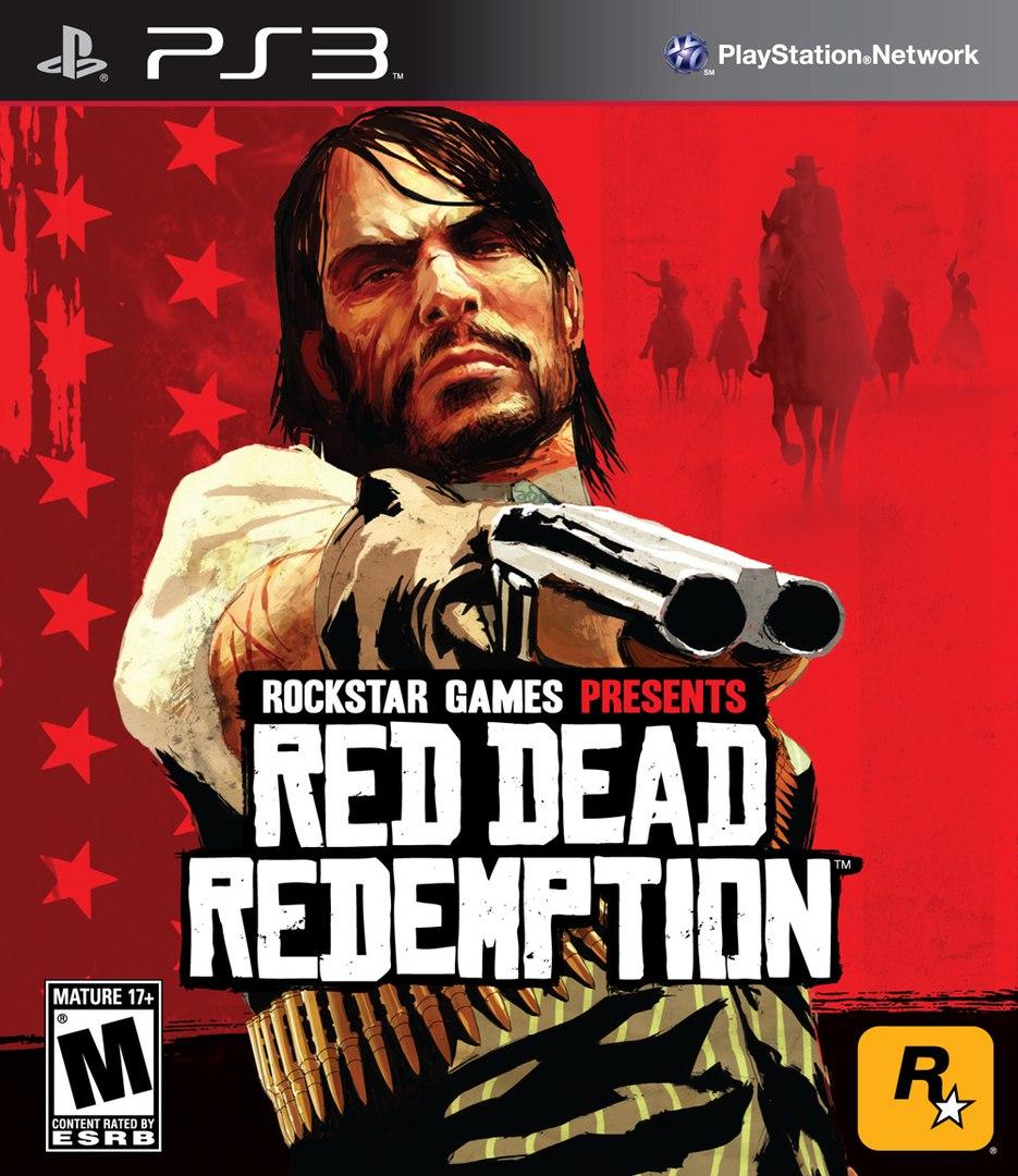 PS3 - Red Dead Redemption [BLES00680] & [BLUS30418] CHEAT