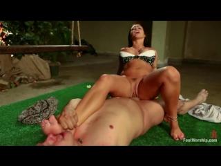 Jenna Presley - [HD Porn, Foot Fetish, MILF, Big Tits, Femdom, Feet]
