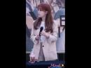 4K 170330 여의도 걸스데이 팬사인회 첫인사 민아 직캠 Girls Day Minah fancam by Spinel