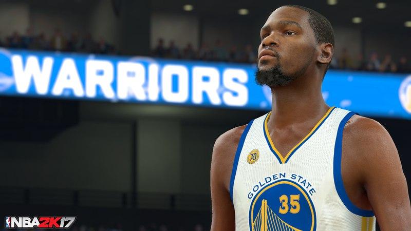 NBA 2K17 (2016) PC - Скриншот 3