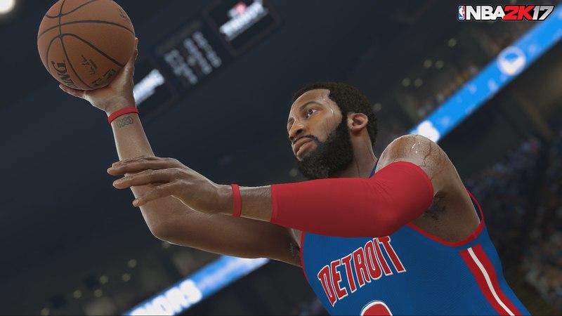 NBA 2K17 (2016) PC - Скриншот 2