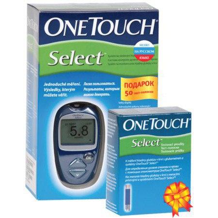 Опе touch select в столичке