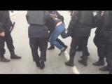 Он Вам Не Димон. Задержания на митинге в Москве