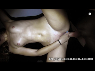 PutaLocura com Spanish Glory Hole SGH 021 Africat