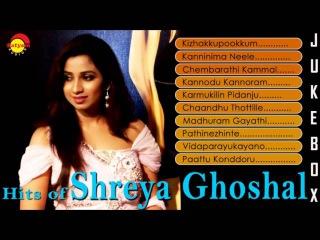 Shreya Ghoshal Hit Malayalam Film Songs Jukebox