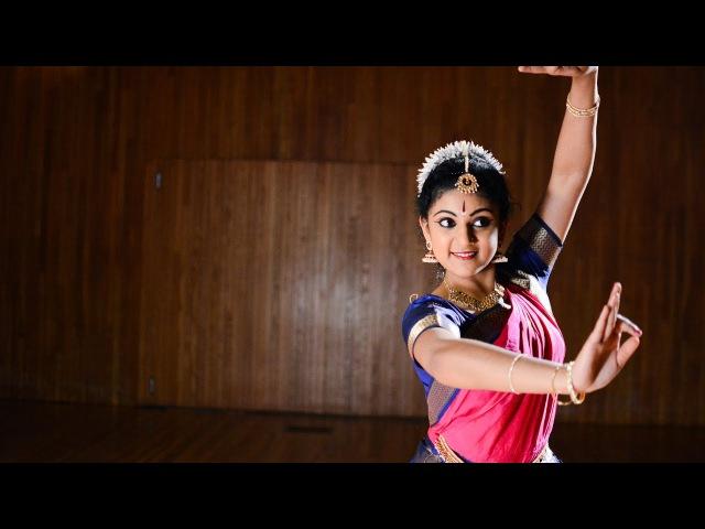 Deva Devam Bhaje Kuchipudi Dance Solo