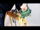 Столярный универсальный складной верстак-козлы для мастерской или домашних работ