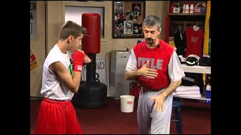 Title Boxing DVD Vol 07 Counter Punching