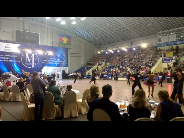 Танцевальный конкурс - Миллениум 2017