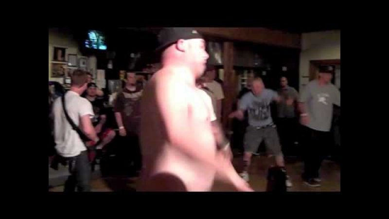 Rick Brophy ULTIMATE BROCKTON MOSH!