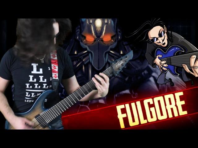 Killer Instinct - Fulgores Theme Epic Metal Cover (Little V)