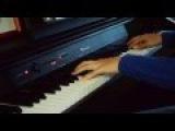 Jan A.P. Kaczmarek Goodbye (OST Хатико) на пианино Casio PX-860