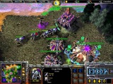 Lucifer (UD) vs Hawk (HU) - G3 - WarCraft 3 - WC305