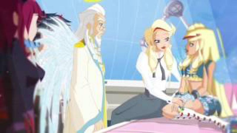 Когда будит 3 сезон друзья ангелы ?