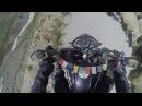 Viral Video UK Scary motorcycle journey through Leh Ladakh Khardungla