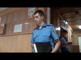 Убогая полиция Затоки
