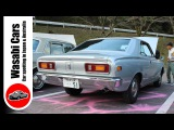 Wasabi Cars  Actually a Gift! Mint 1969 Toyopet Crown Hardtop Coupe MS51