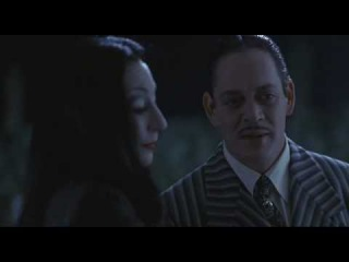 The Addams Family 1991 - Graveyard