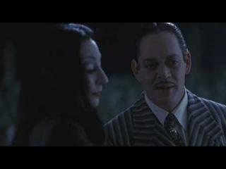 The Addams Family 1991 - Graveyard