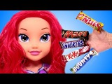 Кукла пупс поет песенку Семья Пальчиков Finger Family Nursery Rhymes Видео для детей про игру...