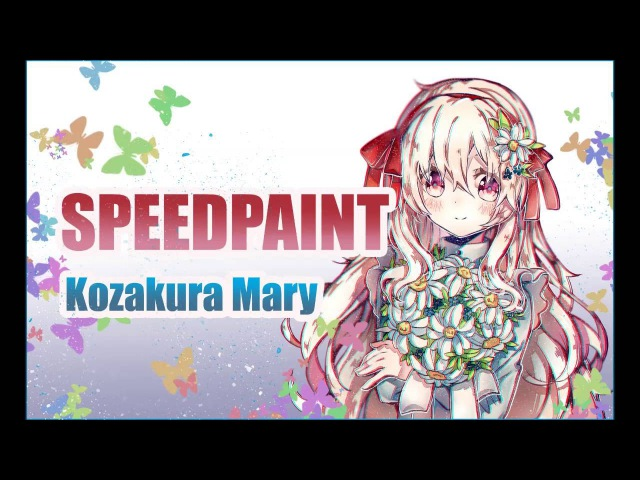 Kagerou Project【speedpaint】 SAI Mary