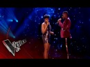 Mo & Jennifer Hudson perform 'Beneath Your Beautiful': The Final | The Voice UK 2017