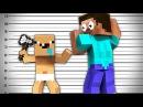 КТО ТВОЙ ПАПОЧКА- Майнкрафт Рэп Клип Minecraft Parody Song of Floridas My House