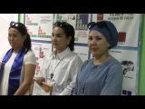G-TIME CORPORATION 27.04.2017 г. Вручение 800 000 тенге партнеру из Алматы