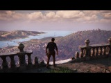 Uncharted 4 Ambience  Madagascar Clock Tower Views (ASMR, White Noise, Relaxation)